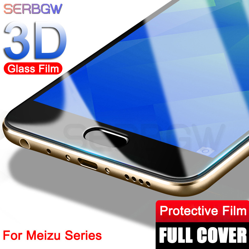 Protective Glass on the For Meizu M5 M5S M5C M6 M6S M3 M5 M6 Note M3 M3S M3E Pro 6 7 Plus Tempered Screen Protector Glass Film