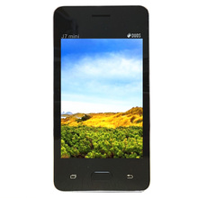 Original China Cheap Bar Cell Phone 3.5'' Big HD Capacitive Touch Screen Russian Mobile Phone H-mobile(China)