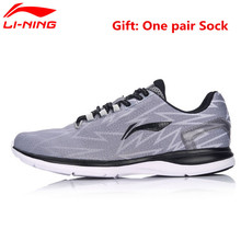 Li-Ning 2017 Newest Summer Running Shoes for Men Super Light Breathable Cushioning Sports Shoe Lining Jogging Walking Sneakers(China)