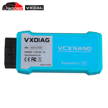 WIFI Version VXDIAG VCX NANO for TOYOTA TIS Techstream V12.00.127 Compatible With SAE J2534 VXDIAG for TOYOTA With WIFI Version