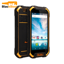 3GB RAM 32GB ROM 5.5 Inch IP67 Waterproof Rugged Smartphone Runbo F1 Fast Charging 13MP Camera SOS OGS Plug Battery Mobile Phone(China)