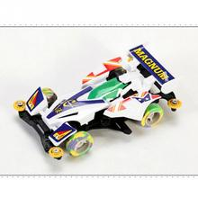 New Four-Wheel Drive Racing Car Toy Children Kids Electric Car Toys without Batteries Random Color