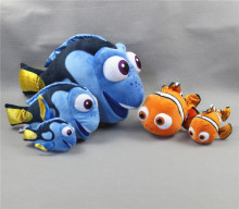 1 piece Finding Dory Plush Toys Nemo Doll For kids Gifts&birthday(China)