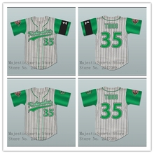 Tibbs 35 Kekambas Baseball Jersey 2 Styles with or without Names ARCHA Youth Baseball League Patch KKB024(China)