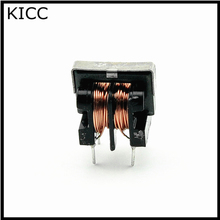 10Pcs UU9.8 uf9.8 Common mode inductor filter 30MH 0.2MM 7*8  Copper wire