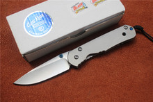 Free shipping,Large Sebenza 24 folding knife D2 blade TC4 handle camping hunting kitchen fruit outdoor survive knife EDC tool