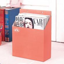 2016 New Arrival Makeup Organizer 2328a New Magazine Paper Books Abnormal Benign Desktop Storage Box Can Be Suspended Filing