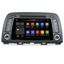 Runningnav Octa Core Android 6.0 Fit MAZDA 6 mazda6 / ATENZA/CX-5 2013 2014 2015 2016-   Car DVD Player Navigation GPS Radio