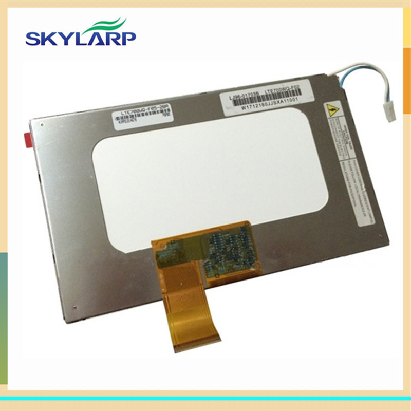 skylarpu for LTE700WQ-F05-2BR LTE700WQ-F02 LTE700WQ LJ98-01703B W186310JHXPl LCD screen display panel (without touch)<br>