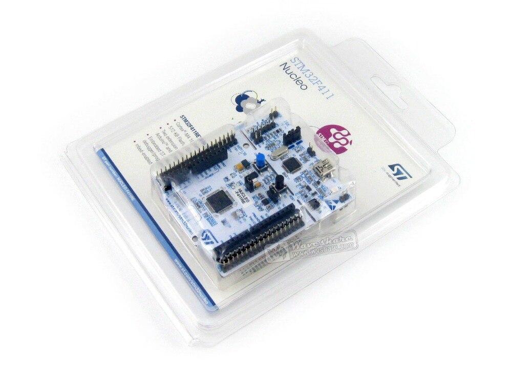 Modules STM32 Board Nucleo NUCLEO-F411RE STM32F411RE STM32 Development Board Integrate ST-LINK/V2-1 Debugger/Programmer Free Shi<br><br>Aliexpress