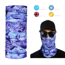 Sun UV Face Mask Bandana Neck Gaiter Wind Protection