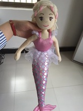 bulk order mermaid dolls 5 blue 5 pink