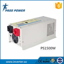 Factory Directly Sell 1500w solar inverter DC to AC Off Grid UPS Charger Inverter Low Frequency Inverter 1500W(China)