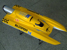 DTRC G26B 26CC Gasoline SPIDER CATAMARAN RC BOAT with 26CC Engine