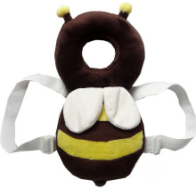 Baby Toys headrest baby neck Cute wings nursing drop resistance cushion Bee Ladybug plush toys(China)
