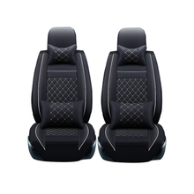 Leather car seat covers For Mazda 3 6 2 C5 CX-5 CX7 323 626 M2 M3 M6 Axela Familia car accessories car styling