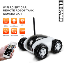 Wireless WiFi RC Spy Car CCTV Systems Infrared IP Camera USB Charging Camera Night Version IP Cam Elesale