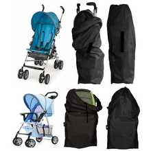 1Pc High Quality Baby Stroller Oxford Cloth Bag Buggy Travel Cover Case Umbrella Trolley Cover Bag Stroller Accessories(China)