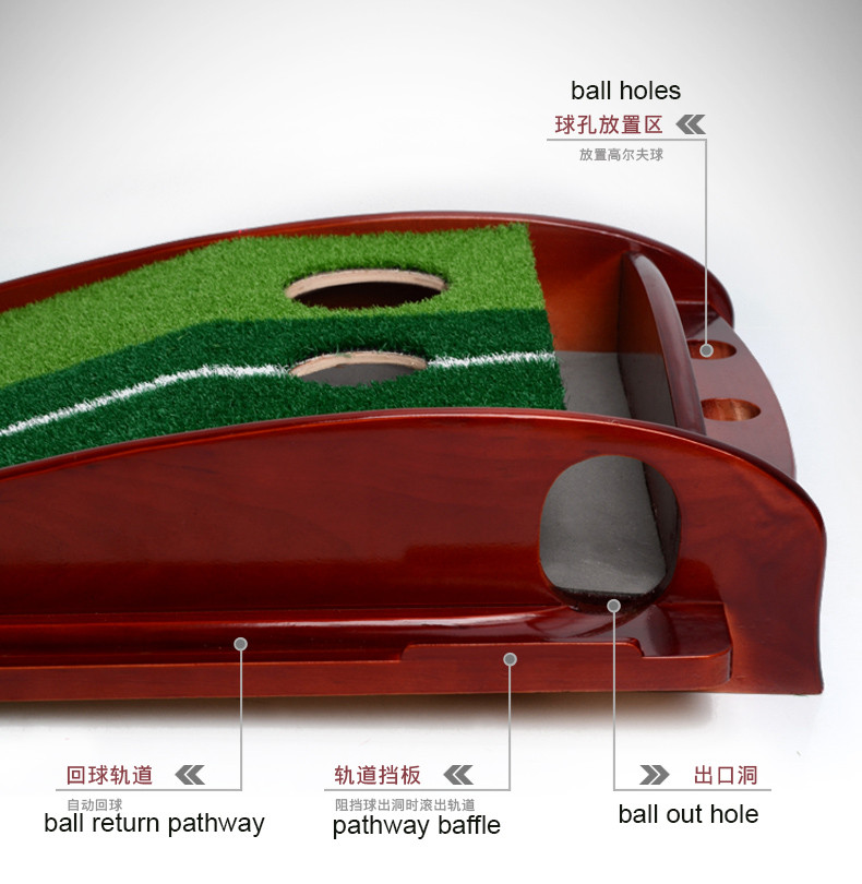 Golf puing green golf mat10