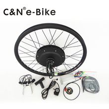 2 years warranty 750w electric bike conversion kit cheap sale in china