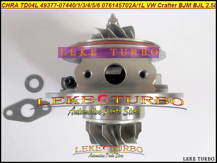 Turbo Cartridge CHRA TD04L 49377-07440 49377-07401 076145702A 076145701L For Volkswagen VW Crafter (3)