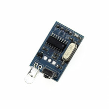 Smart Electronics 5V IR Infrared Remote Decoder Encoding Transmitter&Receiver Wireless Module(China)