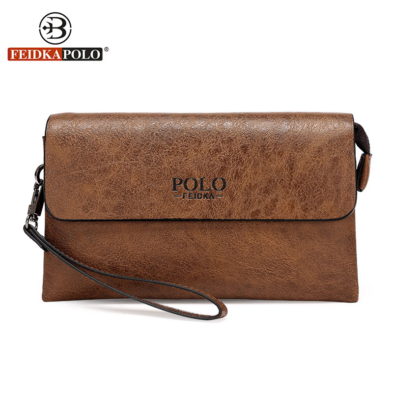 Famous Brand Wallet Men Cover Clutch Bag Leather Men Handy Bags Purse Monederos Carteras Purses credit card holder Dollar Price<br><br>Aliexpress