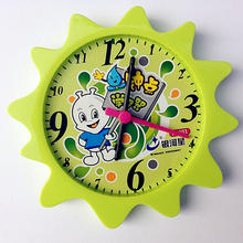 Clock model teaching aids, elementary school parent-child mathematics practical children's educational toys