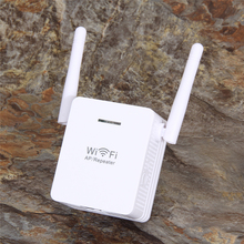 Original EU Plug Mini WIFI Wireless Router 11AC WiFi Roteador 2.4G/5G Universal Repeater 300Mbps USB Smart APP Control(China)
