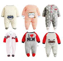 Baby clothes baby romper newborn boy or girls 0 to  3 month baby 100% cotton  spring and autumn spring suit 14 styles can mix