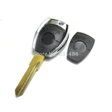 20pcs/lot new style car keys vw jetta transponder key case and vw flip key cover no chip fob with logo