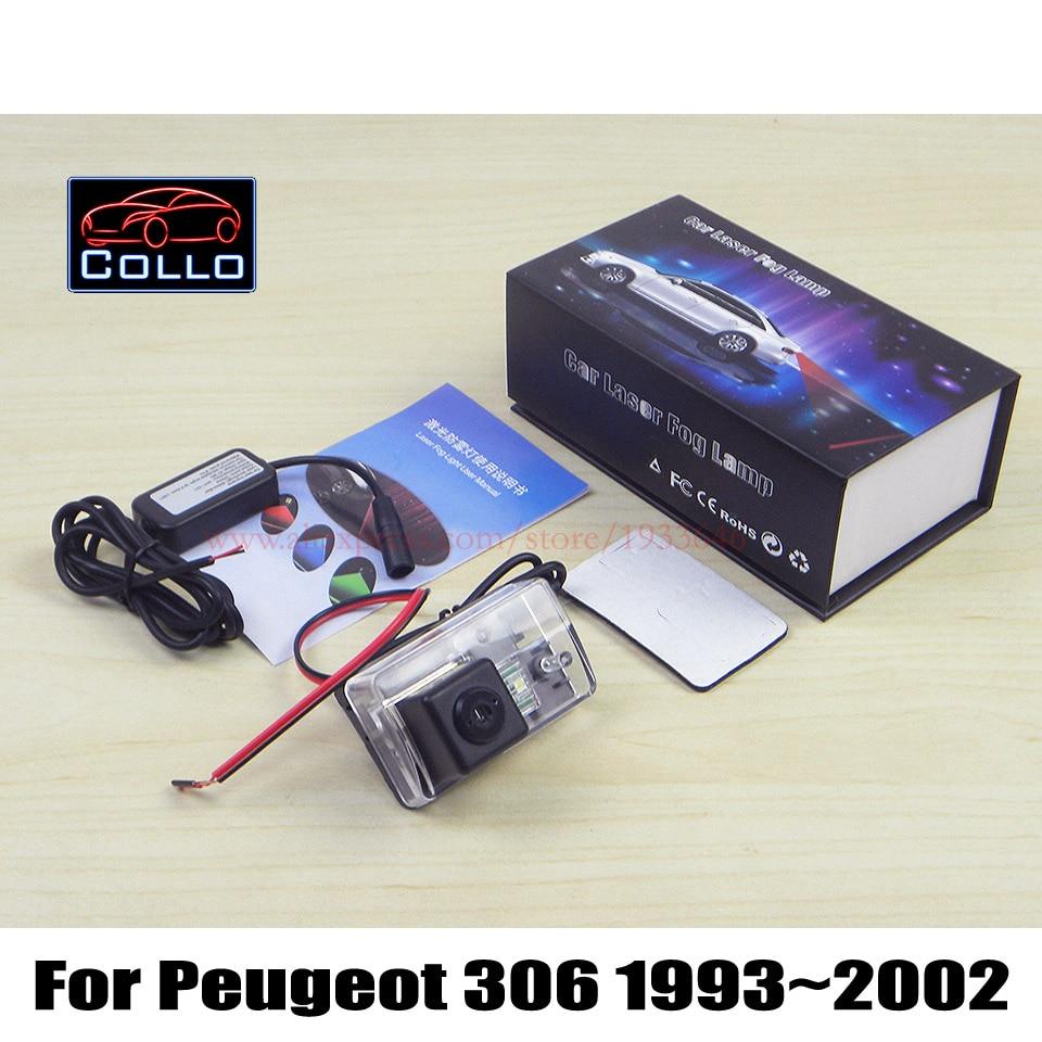 For Peugeot 306 5D Hatchback Estate 1993~2002 / Anti-Crash Warning Lamp / Car Styling Fog Snow Rain Haze hazard warning lights<br><br>Aliexpress