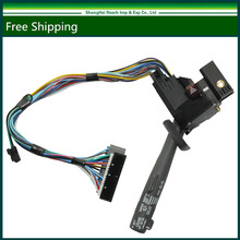 e2c New Cruise Control Windshield Wiper Arm /Turn Signal Lever Switch For Chevy GMC OE# 26100985