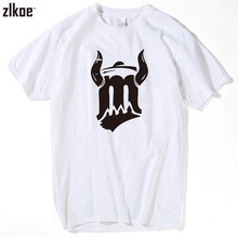 Beauty Tee Shirt Short Sleeve Minnesotas Viking Gray T Shirts Mens Hip-Hop Pop Round Neck Online Shop Jersey(China)