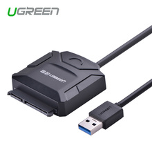 Ugreen sata usb3.0 turn desktop solid state drive 3.5-inch hard drive transfer cable data cable easy to drive line 2.0(China)