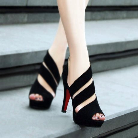 Size 34-39 Women Pumps 2017 Sexy High Heels Pointed Toe Party Shoes Woman Wedding Office Pumps Red Green Zapato Mujer Pluse size<br><br>Aliexpress