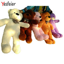 1 piece 0.8m/1M-stuffed Plush toys large size 80cm / teddy bear 80cm/big embrace bear doll /lovers/christma gifts birthday gift