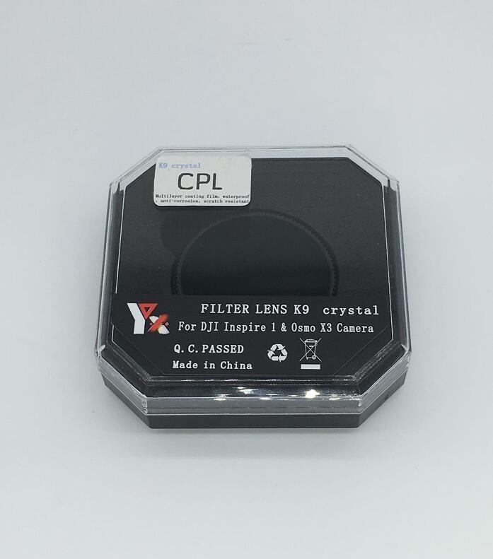 CPL Filter for DJI Inspire 1 drone Zenmuse X3 Camera &amp; OSMO X3 Camera Polarizer<br><br>Aliexpress