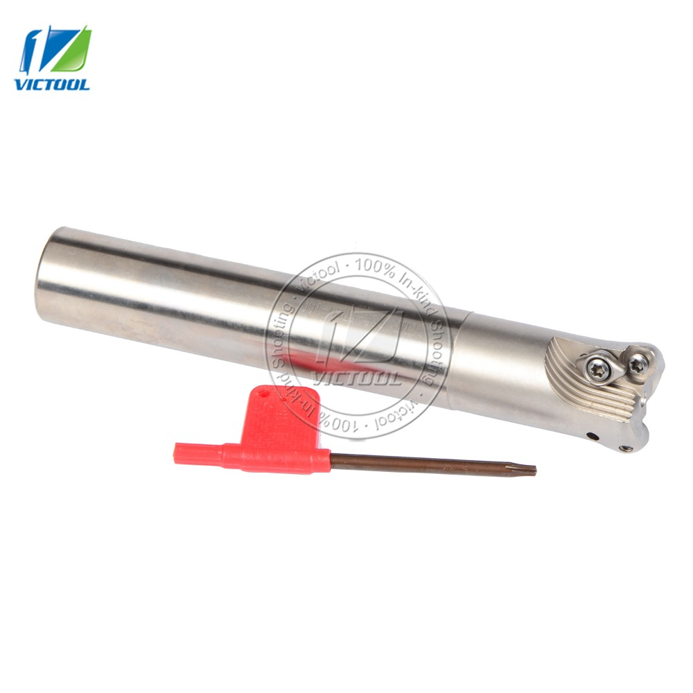 EMRC25-5R30-160-2T  indexable End Mill,Milling tool  Cutter For Milling Machine,2T Dia 30mm For  Inserts<br>