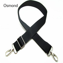 Osmond Replacement Strap Shoulder Bag Handle Bag Accessories Adjustable Strap Polyester For Luggage Messenger Camera Purse Strap