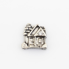 SILVER HOUSE, Floating charms,Fit floating charm lockets, FC0347(China)