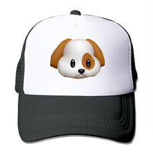 DUTRODU For Men Women Baseball-caps Mesh Back Iphone8 expression animation Hat Caps hip hop hat vary colors comfortable
