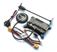 APM2.8 APM 2.8 Flight Controller Board with shock absorber + 7M / M8N GPS + Power module for Quadcopter Multicopter(China)