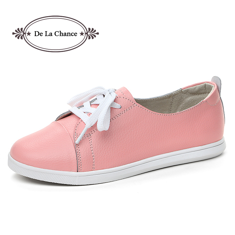 Sweet Pink Women Slip-on Casual Flat Oxford Shoes Fashion Girls Casual Flat Shoes Round Toe Loafers Shoes Woman Size 35-40<br><br>Aliexpress