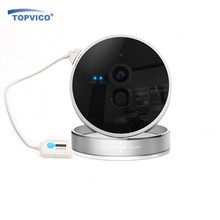 Topvico Wirelss Alarm IP Camera WIFI 720P 1.0 MP PIR Sensor ONVIF P2P Plug Play CCTV Cam Video Surveillance Home Security Camera
