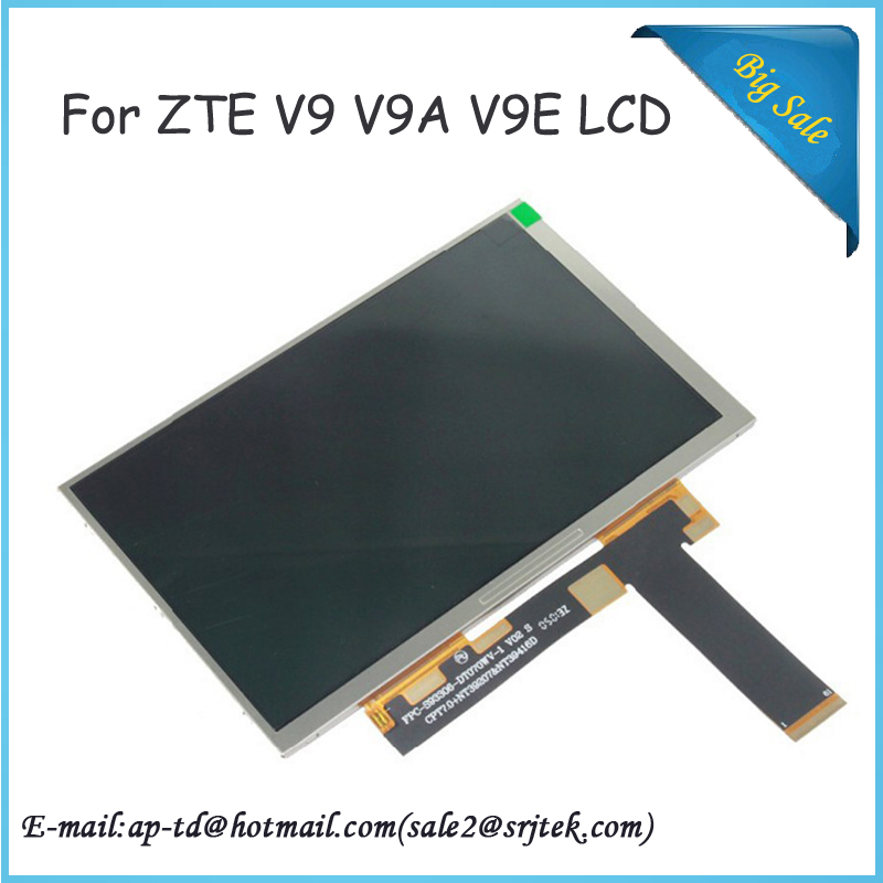 High Quality 7 Inch For ZTE V9 V9A V9E LCD Display Screen Tablet Pc Repairment Parts Modules+Free Shipping<br><br>Aliexpress