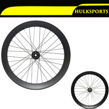 Buy Fat-bike Chinese Carbon Wheels Fatbike Carbon Clincher wheelset Tubeless Disc Wheel Clincher 90mm Powerway Fat bike Hub for $745.00 in AliExpress store
