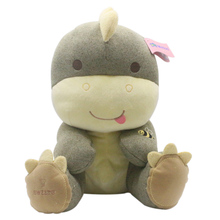 "Metoo 12.59"" Kids Stuffed Plush Dinosaur Toy Child Doll for Baby Holiday Birthday Christmas Gift"