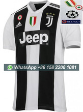Juventus Ligue Des Champions RONALDO DYBALA 2018 2019 HIGUAIN Football Sweat de Football 2018 Jersey Taille S-XL(China)