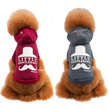 Fashion Dog Clothes Cotton Winter Dog Clothes Warm Clothes For Small Dog Coat Jackets Chihuahua York Pet Supplies 30F1(China)